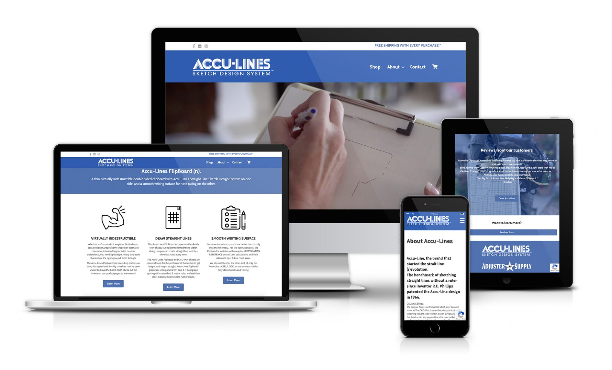 acculines